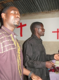In the Chunya Africa Training Bible School Center (ATBS) Bishop David is training the untrained pastors from the Safwa tribe this tribe is an unreached tribe according to Joshua projects and the ATBS Chunya Center is very vital in the area.