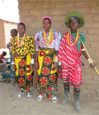 The Sukuma are a Bantu ethnic group