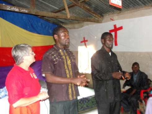 Chunya ATBS Tanzania Pastors seminar child evangelism and Moringa Community Project training
