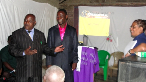 Tukuyu ATBS Tanzania Pastors seminar child evangelism and Moringa Community Project training