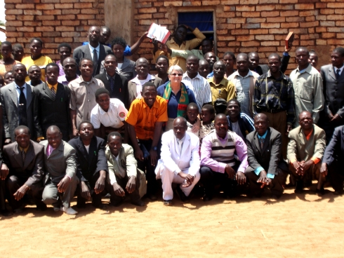 Tunduma ATBS Tanzania Pastors seminar child evangelism and Moringa Community Project training