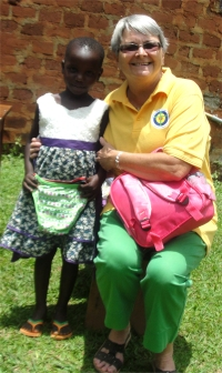 Thanks to Auntie Kim from Barbados who donated panties for all of the children in Hope Child Care Centre.