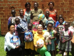 UCT purchased an orphanage in Uganda the Hope Child Care Centre (HCCC)