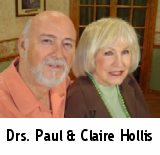 Drs. Paul & Claire Hollis