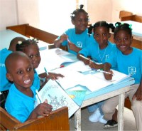 The C.A.P programme is focused on helping children