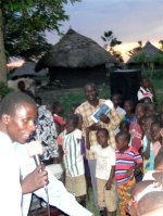 The UCT Africa Mission trip 2011 culminated in a Child Evangelism Outreach in Bugiri.