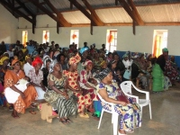 The 'Transformed by Trouble women's convention was hosted by CEPCI in Beni, DR Congo and was a wonderful success.