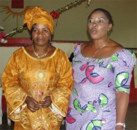 he 'Transformed by Trouble' women's convention was hosted by CEPCI in Beni, DR Congo