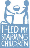 Feed My Starving Children (FMSC) which is a non-profit Christian organization committed to feeding God's starving children hungry in body and spirit.