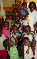 Pictures sourced from the Adullam Orphanage  website