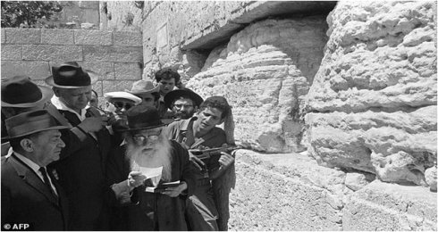 The Jews will once again re-occupy the city of Jerusalem