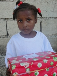 The little girls the Angel Voice Orphanage received their gifts as they also were added to out Child Sponsorship Program.