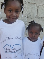 The Angels Voice Orphanage is locate in Bon Repos and is the home to six little girles.