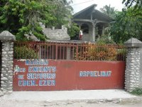 Ebernezer Orphanage is located in the south of Haiti in Les Cayes.