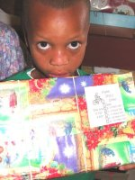 Methodist Make Jesus Smile shoebox distribution