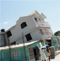 The 2010 Haiti earthquake was a catastrophic magnitude 7.0 Mw earthquake.