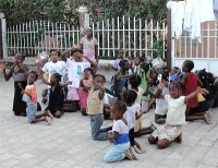 Haiti hit by massive earthquake</a> Port au Prince orphanages destroyed