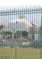 Presidential Palace destroyed in the recent earthquake