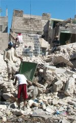 Extensive work has been done in Haiti including major relief support following the Haiti Earthquake in 2010