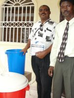 Kids' EE sponsored these Sawyer Water Filter Community Units for this orphanage