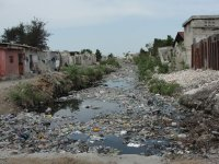 Poverty, illiteracy and poor health are linked together within Haiti.