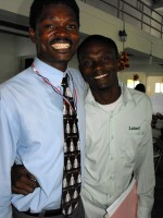 thanks to Pastor Banes the Haiti Kids' EE coordinator