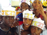 Haiti Church of God of Prophecy Kids EE Summer Camps