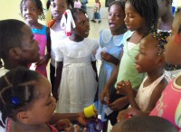 Heart for Haiti Kids' EE Teacher Training Summer Camp