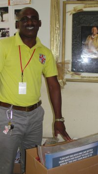 Mr Carlton Atherley President of the The 
