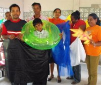 Kids' EE teacher training pilot project  in Guyana