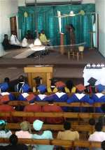 Assembles of God  School of Theology  PAOM graduation