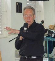 James Rutz the author of Mega Shift in Barbados 2007