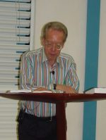 James Rutz the author of Mega Shift visits Barbados for Mega Shift convension Barbados 2007