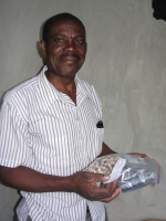 Each farmer involved in the Haiti Moringa Pilot project was given 300 seeds and 300 seed bags