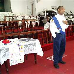 The Pioneers for Christ Introductory Training Seminar was held at the River Road New Testament Church of God