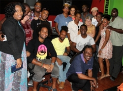 Project Hope is a humanitarian music project, managed by a registered Barbadian charity United Caribbean Trust, that features a cross section of some of Barbados' popular music artists