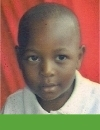 CLICK to meet African Community child #26C
