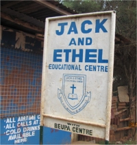 Jack and Ethel Educational Centre.