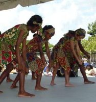 African Heritage Celebration in Barbados Peoples Cathedral Primary School