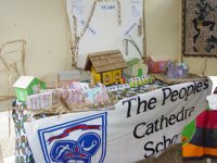 People's Cathedral Primary School stand