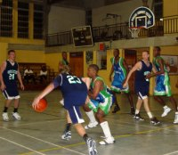 Seen here Grace Christian Academy in Barbados