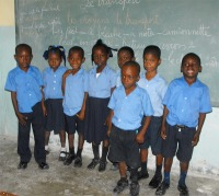 Heart for Haiti school