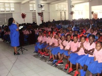 Bethanie Evangelical Mission school