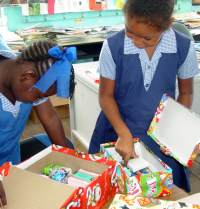 Make Jesus Smile project  launched in Barbadian schools
