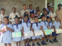 Chalky Mount Primary School supports Make Jesus Smile Easter project