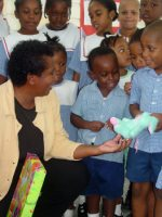 UCT Early Childhood CoOrdinator, Paulette Scantlebury
