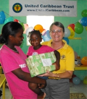 The 'Make Jesus Smile' shoebox project has laid the foundations to help establish the child sponsorship program.