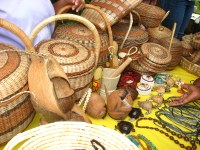 The Kalinago Barana Auté honours the diversity, history and heritage of the Kalinago people