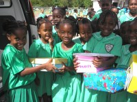 We have extended the project into numerous schools within Barbados