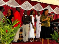 The group also has a strong worship focus, as we have skilled musicians and vocalist.